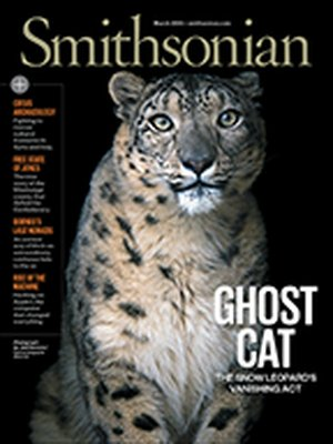 Preview thumbnail for video 'Subscribe to Smithsonian magazine now for just $12