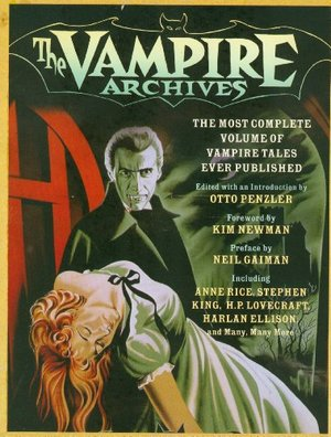 Preview thumbnail for video '  The Vampire Archives: The Most Complete Volume of Vampire Tales Ever Published