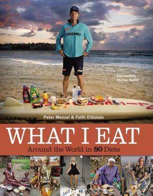 Preview thumbnail for video 'What I Eat: Around the World in 80 Diets