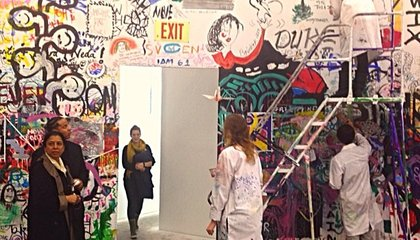 Write on the Walls at New Museum's New Exhibit