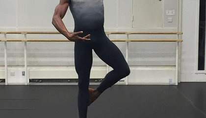 Flesh-Toned Ballet Shoes Will Soon Be Available for People of Color