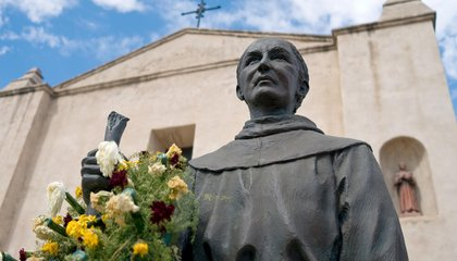 Why Are Native Groups Protesting Catholicism's Newest Saint?