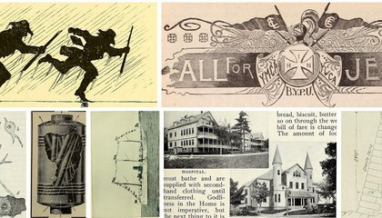 500 Years' Worth of Book Illustrations Have Just Been Liberated From Print