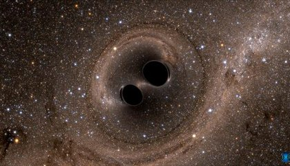 """Detection of Gravitational Waves Opens a """"New Window"""" for Astronomy"""