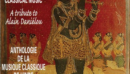 LISTEN: Smithsonian Folkways Re-releases Anthology of Indian Classical Music