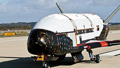 The Air Force hopes its unmanned X-37