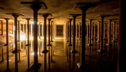 """Houston Opens Up Its Huge """"Underground Cathedral"""" to Visitors"""