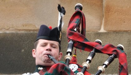 Playing the Bagpipes Can Literally Kill You