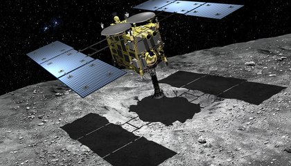 """Japanese """"People's Camera"""" Bound for an Asteroid"""