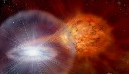 Most Lithium in the Universe Is Forged in Exploding Stars