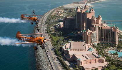 Scenes from the World Air Games in Dubai
