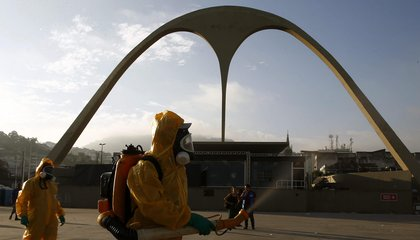 Zika Virus May Spell Trouble for the Rio Olympic Games