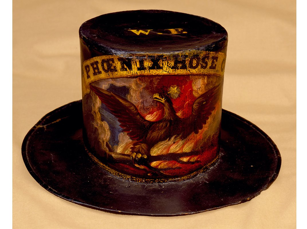 In the Early   th Century  Firefighters Fought Fires     and Each     Smithsonian Magazine