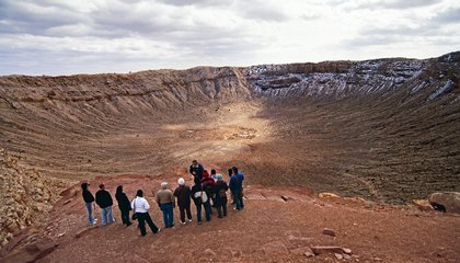 Big Boom: The Best Places to See Meteorite Impact Craters