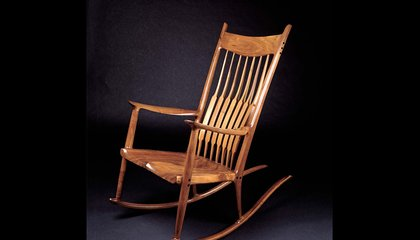 Famous for His Rocking Chair, Sam Maloof Made Furniture That Had Soul
