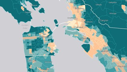 These Maps Help Explain the Numerous, Complicated Factors Behind Income Inequality
