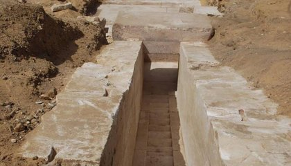 New Pyramid Discovered in Egypt