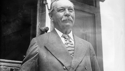 Sir Arthur Conan Doyle Once Helped Clear an Innocent Man of Murder