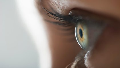 You Don't Even Want to Know About All the Stuff Living on Your Eyeball