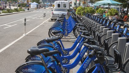 Cities With Bike Shares Have Fewer Bike-Related Injuries Overall