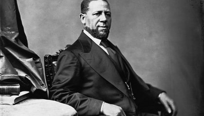 The First African American Senator Was Sworn in 145 Years Ago Today