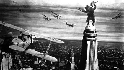 Air & Space Quiz: The Airplane That Beat King Kong and Other Trivia