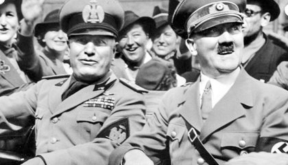 How Journalists Covered the Rise of Mussolini and Hitler