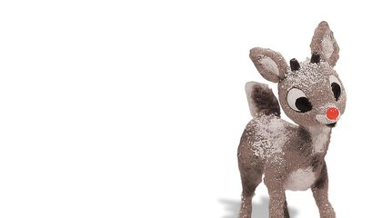 It Could Have Been Reginald the Red-Nosed Reindeer