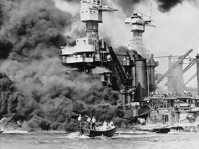 the history on the attack on pearl harbor Pearl harbor history pearl harbor anniversary world war ii battleships select page was the pearl harbor attack inspired by a novel by mark loproto | jan 3, 2018 | before the attack, literature of pearl harbor looking at the attack on pearl harbor.