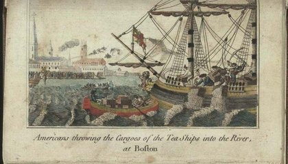 For the First Time in 242 Years, British Tea Will Be Dumped Into the Boston Harbor