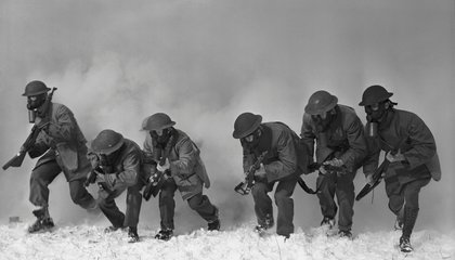 The Tragic Aftermath of Mustard Gas Experiments in World War II