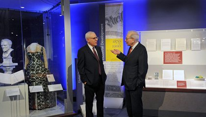 The Day a Bunch of Billionaires Stopped by the Smithsonian