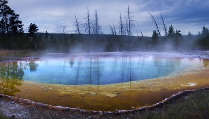 Yes, Yellowstone's Roads Just Melted. No, There's No Reason to Panic