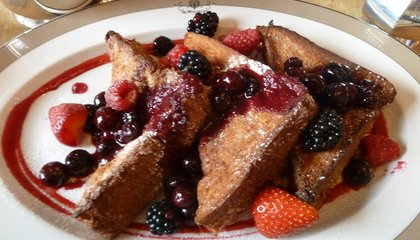 There Are as Many Names for French Toast as Ways to Cook It
