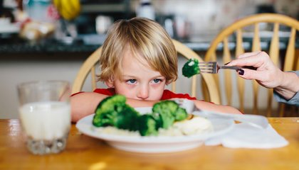 Young Picky Eaters May Be More Anxious and Depressed