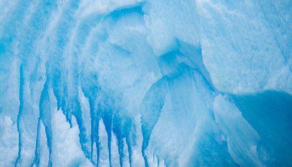 What Do Glaciers Say When They Sing?