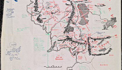 One Day Only: A Chance to View One Map to Rule Them All