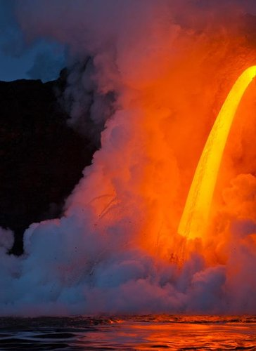 Caption: Hawaii's Must-See Lava Flows