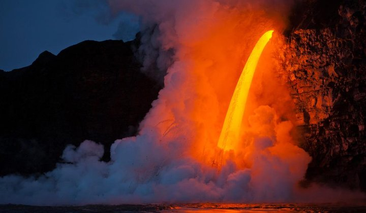 Hawaii's Must-See Lava Flows