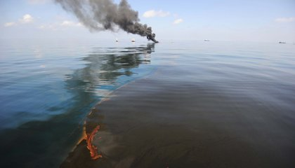 More Than Three Years Later, Oil From the Deepwater Horizon Persists in the Gulf