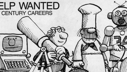 Jobs of the Future: How Accurate Were the Soothsayers of 1982 At Predicting Today's Top Careers?