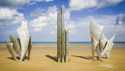 Why a Walk Along the Beaches of Normandy Is the Ideal Way to Remember D-Day