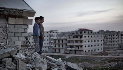 Photographer Nish Nalbandian on Bearing Witness to the Violence in the Syrian Civil War
