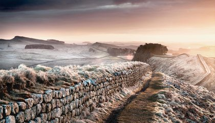 Who's Digging Up Hadrian's Wall?