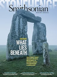 Cover for September 2014