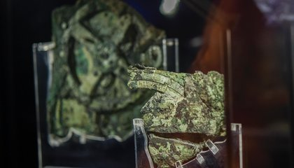 Decoding the Antikythera Mechanism, the First Computer