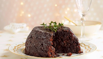 A Brief History of Figgy Pudding