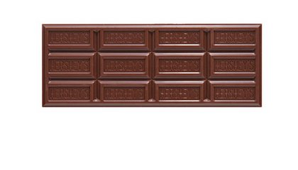 Copyright Confection: The Distinctive Topography of the Hershey Bar