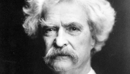 New Mark Twain Fairy Tale Unearthed