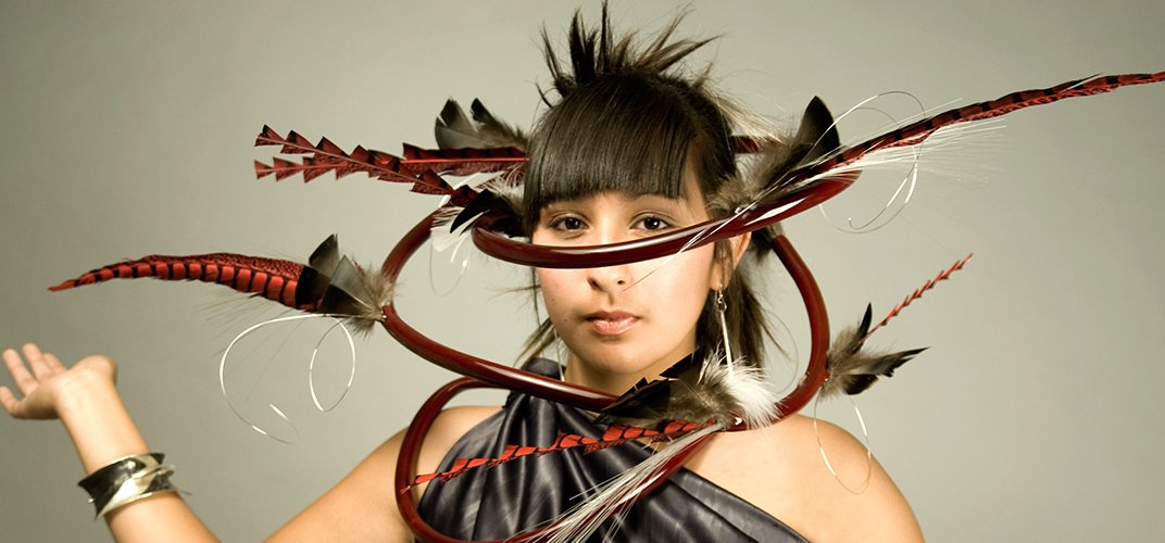 Caption: The Provocative World of Native Fashion